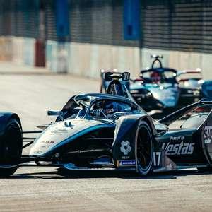 De Vries diz que pole da Mercedes é recompensa por ...