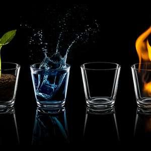 Qual o seu elemento de expressão: fogo, terra, ar ou água?