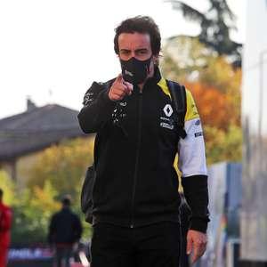 Alpine confirma ausência de Alonso na apresentação e ...