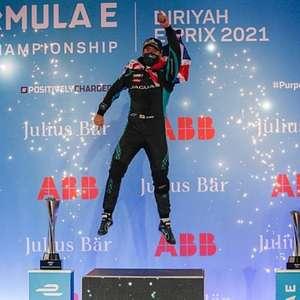 Sam Bird brilha e vence a segunda corrida na Arábia ...