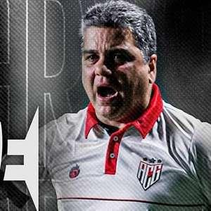 Após ser campeão do Goiano, Marcelo Cabo é anunciado ...