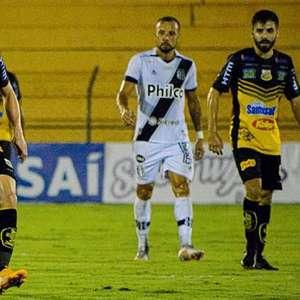 Novorizontino e Ponte Preta começam o Campeonato Paulista com empate por 1 a 1