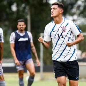 Em estreia de Danilo, sub-23 do Corinthians empata com ...