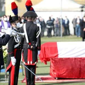 Embaixador italiano morto na RDC é velado em sua cidade ...