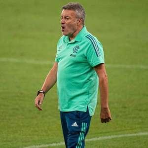 Técnico do Flamengo no 1º turno, Dome revela se pretende ...