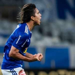 Felipe Conceição diz que conta com Marcelo Moreno: 'ele está no grupo e aí é com ele para saber se vai jogar'