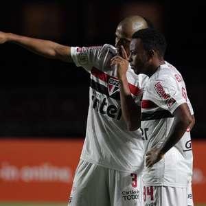 Welington pode ganhar espaço no São Paulo após boa estreia