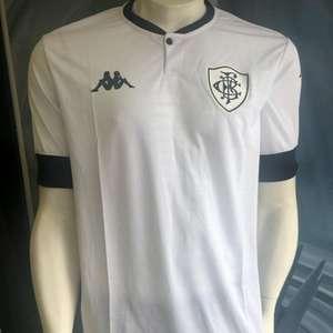 Nova camisa branca do Botafogo vaza na internet; veja fotos
