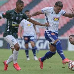 Cruzeiro empata aos 46 do segundo tempo e evita derrota ...