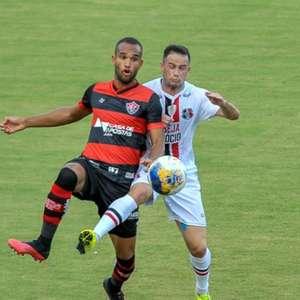 Vitória derrota Santa Cruz no jogo de abertura da Copa ...