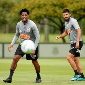 Com seis desfalques, Corinthians encerra preparação para ...