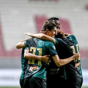 Alê sai do banco, marca e dá a vitória ao América-MG sobre o Boa Esporte na estreia do Campeonato Mineiro