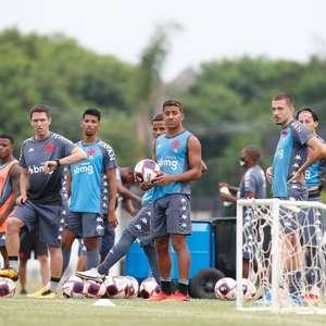 Presidente do Vasco fala em reestruturação na temporada