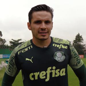 Raphael Veiga e Weverton analisam temporada do Palmeiras ...