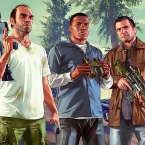 Como mudar de personagem no GTA 5
