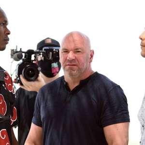 Paulo Borrachinha explica derrota para Adesanya no UFC: 'lutei meio bêbado, de ressaca'