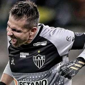 Lenda do Atlético-MG, goleiro Victor se despede com ...