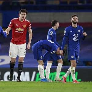Chelsea e Manchester United empatam em jogo sem gols