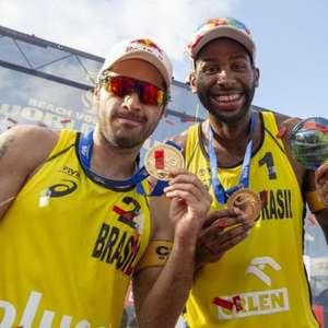 Campeão Olímpico Bruno Schmidt volta para casa após ser ...