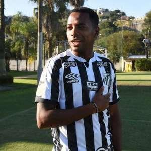 Contrato de Robinho com o Santos termina neste domingo
