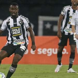Botafogo acerta prorrogação de empréstimo do volante Kayque