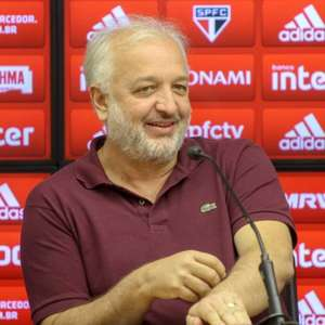 Belmonte fala sobre contratações no São Paulo: 'Queremos trazer de três a quatro reforços'