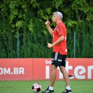 Nova temporada, novo treinador: São Paulo recebe o ...