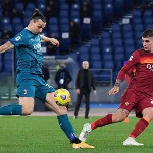 Milan vence a Roma e segue na briga pelo título italiano