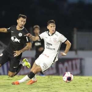 Red Bull Bragantino e Corinthians empatam sem gols na ...