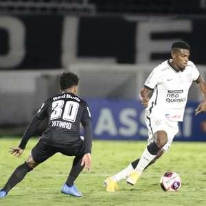 Jemerson crê em empate justo e pede para Corinthians ...