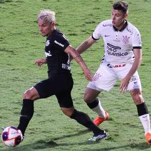 Corinthians empata com o Bragantino na estreia do Paulistão