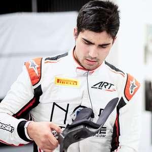 Correa relata dor, mas diz que teste com Fórmula 3 em ...
