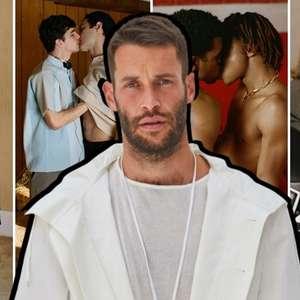 Estilista faz verão com muito beijo gay e interracialidade