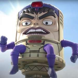 M.O.D.O.K: Série animada da Marvel ganha primeiro trailer