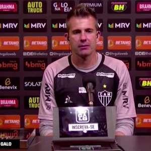 """ATLÉTICO-MG: Victor fala sobre futuro após último jogo: """"a partir de amanhã vou definir"""""""