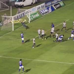 PAULISTA: Gols de Santo André 2 x 2 Santos