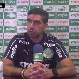 PALMEIRAS: Abel Ferreira destaca vitória justa na primeira partida da decisão da Copa do Brasil contra o Grêmio