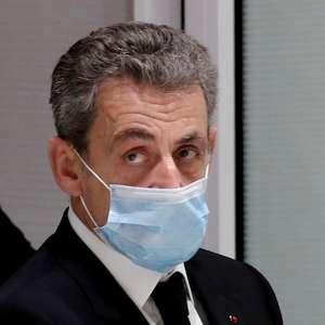 Ex-presidente francês Sarkozy é condenado por corrupção, ...
