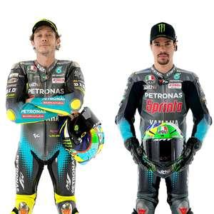 """Morbidelli celebra parceria com Rossi: """"Cara que decidiu ..."""