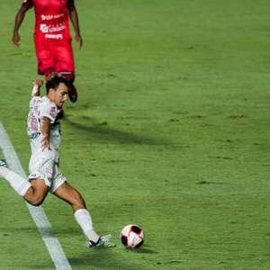 Na estreia de Crespo, São Paulo fica apenas no empate ...