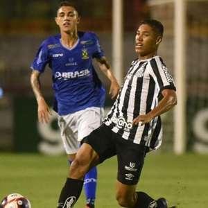 Santos anuncia novo patrocinador para o calção do uniforme