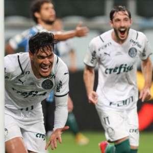 Gustavo Gómez se torna um dos dez maiores zagueiros- ...