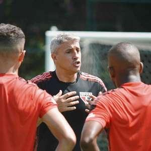 Mais treinos: entenda mudanças de Crespo na rotina do São Paulo