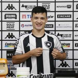 Ronald é apresentado pelo Botafogo: 'Nunca vai faltar ...