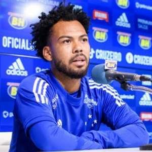 Pouco utilizado em 2020, Claudinho fica otimista em ter novas chances no Cruzeiro de Felipe Conceição