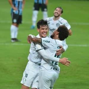 Palmeiras bate Grêmio por 1 a 0 e sai na frente na decisão