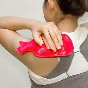 Aplicação de calor reduz dores e melhora o rendimento