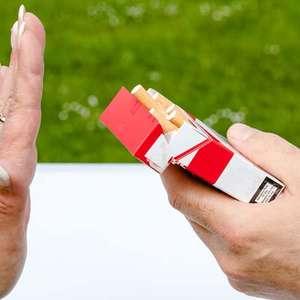 11 hábitos alimentares que ajudam quem quer parar de fumar