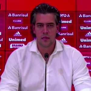 INTERNACIONAL: Paulo Bracks atualiza situação de Sarrafiore e nega procura por volante do Nacional (URU)