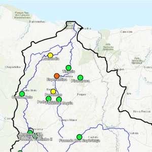 Rio Longá (PI) atinge cota de alerta depois de fortes ...